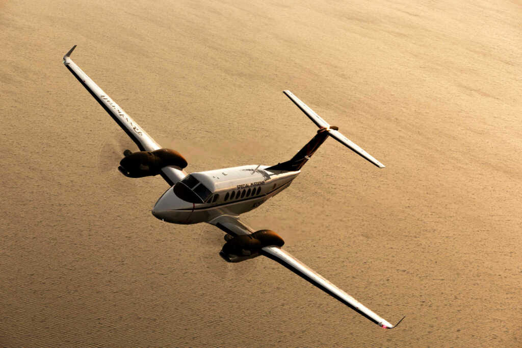 King Air 360ER